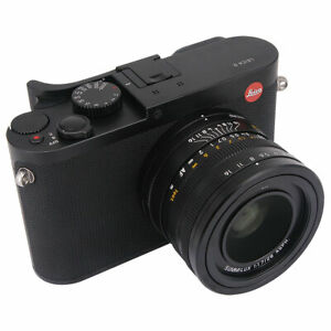 Thumbs-Up-Agarre-Resto-adicional-para-Leica-Q-Q-P-QP-Typ116-camara-de-agarre-mejor-equilibrio