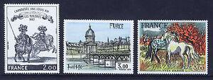 FRANCIA-FRANCE-1978-MNH-SC-1582-1585-Fine-Art