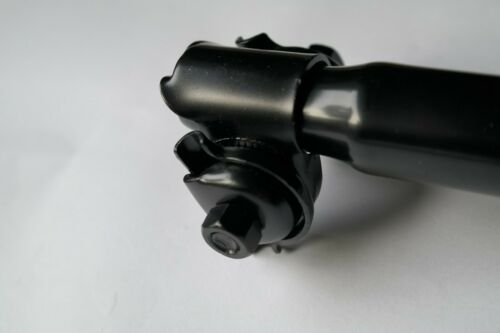 400mm STAHL FAHRRAD Sattelstütze in STAHL NEU PAYPAL SOFORT lieferbar Ø 27,2 u