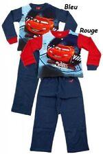 3 ANS ROUGE * Disney Cars Pyjama Garçon 2 pieces 98CM 100% coton * NEUF l'unité