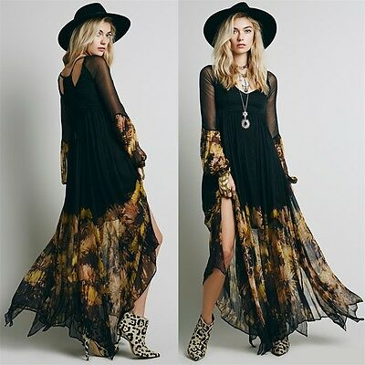 New Punk Chiffon Ladies Sexy Homecoming Prom Evening Pageant Wedding Party Dress