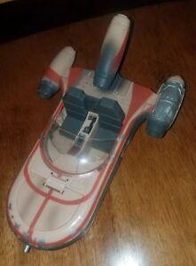 Vintage 1995 Endor Speeder Bike par TONKA pour Star Wars Power of the force