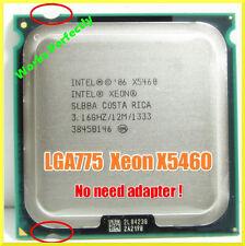 Intel Xeon X5460 3.16GHz Quad-Core @ Core 2 Quad Q9650 Lga 775 CPU 1333Mhz SLBBA