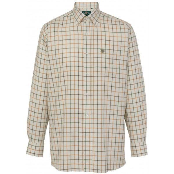 Alan Paine Ilkley Mens Shirt - Olive
