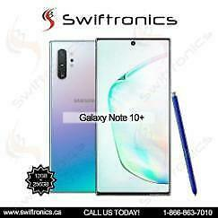 Brand New Samsung Galaxy Note 10 256GB / Note 10+ (Plus)  256GB & 512GB Factory Unlocked Mississauga / Peel Region Toronto (GTA) Preview