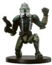 Champions of the Force ~ CLONE COMMANDER GREE #23 rare Star Wars miniature