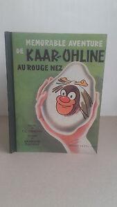 F.C.Danchin - . Avventura Di Kaar Ohline - 1945 - Edizioni S. A. E. T.L