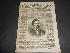1871 COSTANZO GIANI GIACOMO WATT LONDRA FERROVIA MONCENISO FORTE D'ESSEILLON