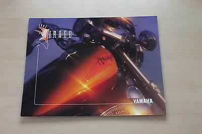 Prospekt 07/1995 Cheap Sale 168415 Yamaha Virago 535 Special 750 1100 Usa