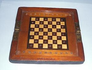 Cadeau Vintage Vintage Retro Checkers Drafts de F H Ayres Shagreen?