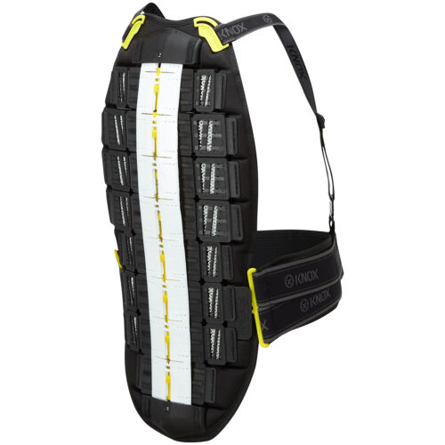 2014 Knox Aegis Rückenprotektor Level 2 Protektor zertifiziert nach EN1621-1