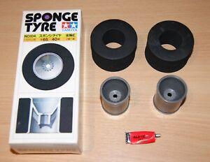 NIB 50104 Rear-E Tyres//Tires Tamiya 58013 March 782 BMW//B2B//Ralt//Honda F2