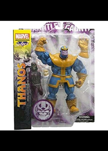 Marvel Select Diamond Select First Release Thanos Lady Death Infinity Gauntlet