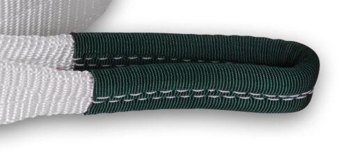 Bergegurt 10000 kg 9 m x75mm dépannage bergungsgurt Câble De Remorquage 10 T
