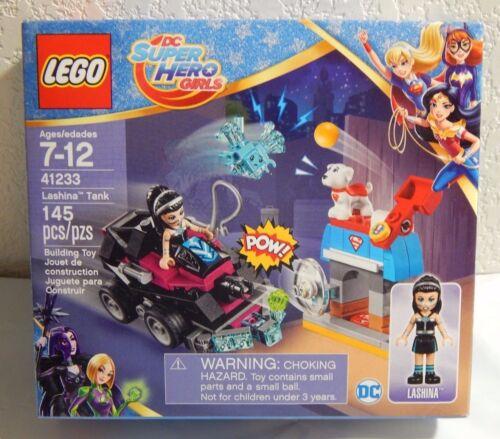 Lashina Tank 41233 DC Super Hero Girls Super Heroes