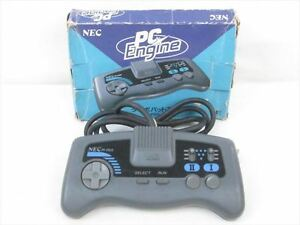 PC-Engine-Controller-TURBO-PAD-II-2-PI-PD5-Boxed-PCE-Grafx-JAPAN-Game-09114