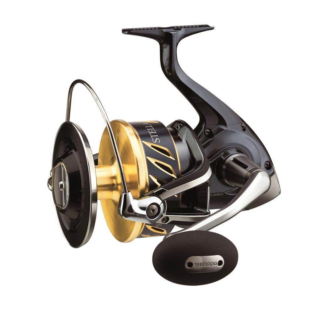 Shimano Stella SW 30000SW B 4.4 1 Offshore Spinning Reel, STL30000SWB