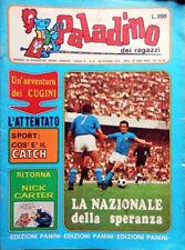 edizioni Panini _ IL PALADINO dei RAGAZZI :1973 n.9 - >
