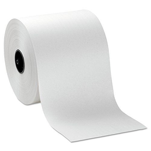 Georgia-Pacific SofPull Hardwound Towel Roll 100% Fiber 1000' L   6 Roll Case