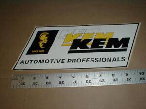 "9/"" drag racing decal custom Wheels hot rod speed shop sticker Div Greg Weld Ent"