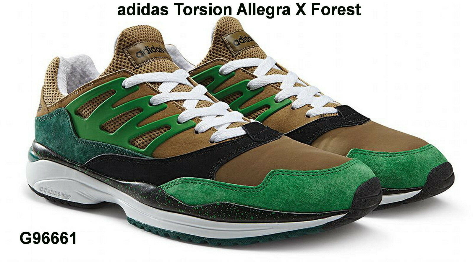 adidas Torsion Allegra X Forest Sneaker Herren Originals G96661