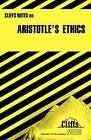 CliffsNotes on Aristotle's Nicomachean Ethics by Charles H. Patterson (Paperback, 1966)
