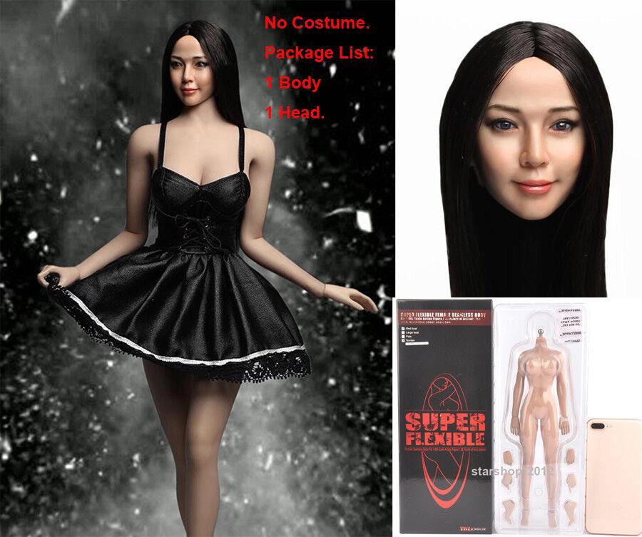 Una sexta parte de la portada femenina de pH cuerpo súper pato modelo juguetes sin ropa