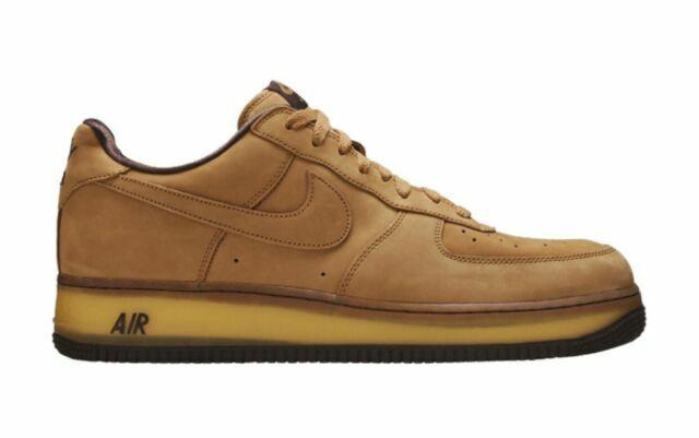 Size 10 - Nike Air Force 1 Low Wheat Mocha 2020 for sale online   eBay