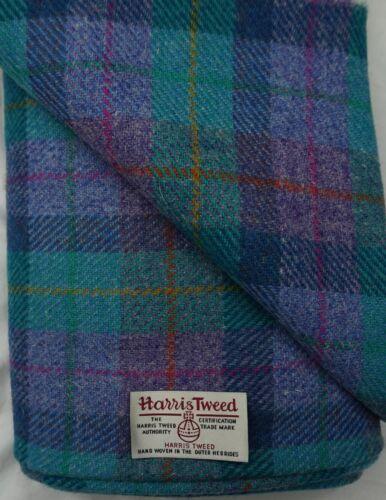 Harris Tweed Tela Y Etiquetas 100/% Lana Craft material-varios tamaños código dc20