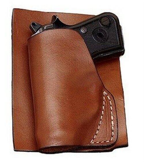 Hunter Holsters Leather Pocket Holster for Ruger LCP Keltec 380 Pf9 2500-2 for sale online