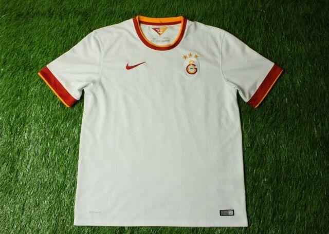 sneakers for cheap 3b84d 7901c Galatasaray Turkey 2014-2015 Football Shirt Jersey Away Nike Original Size L