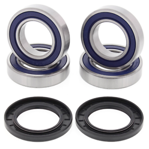 Wheel Bearing and Seal Kit For 2002 Bombardier Traxter 500 4x4 Auto~All Balls