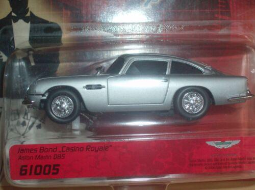 Casino Royale in OVP Carrera Go 61005  Aston Martin DB 5-007