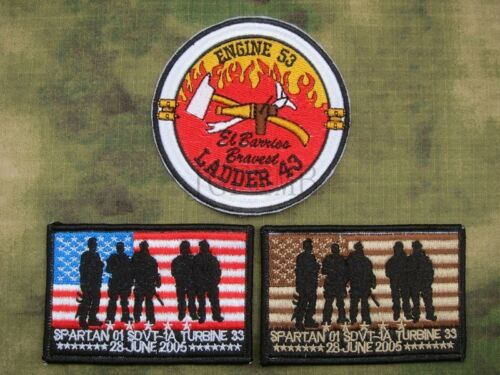 SEAL TEAM Operation Red Wings Lone Survivor mark Patch Suit