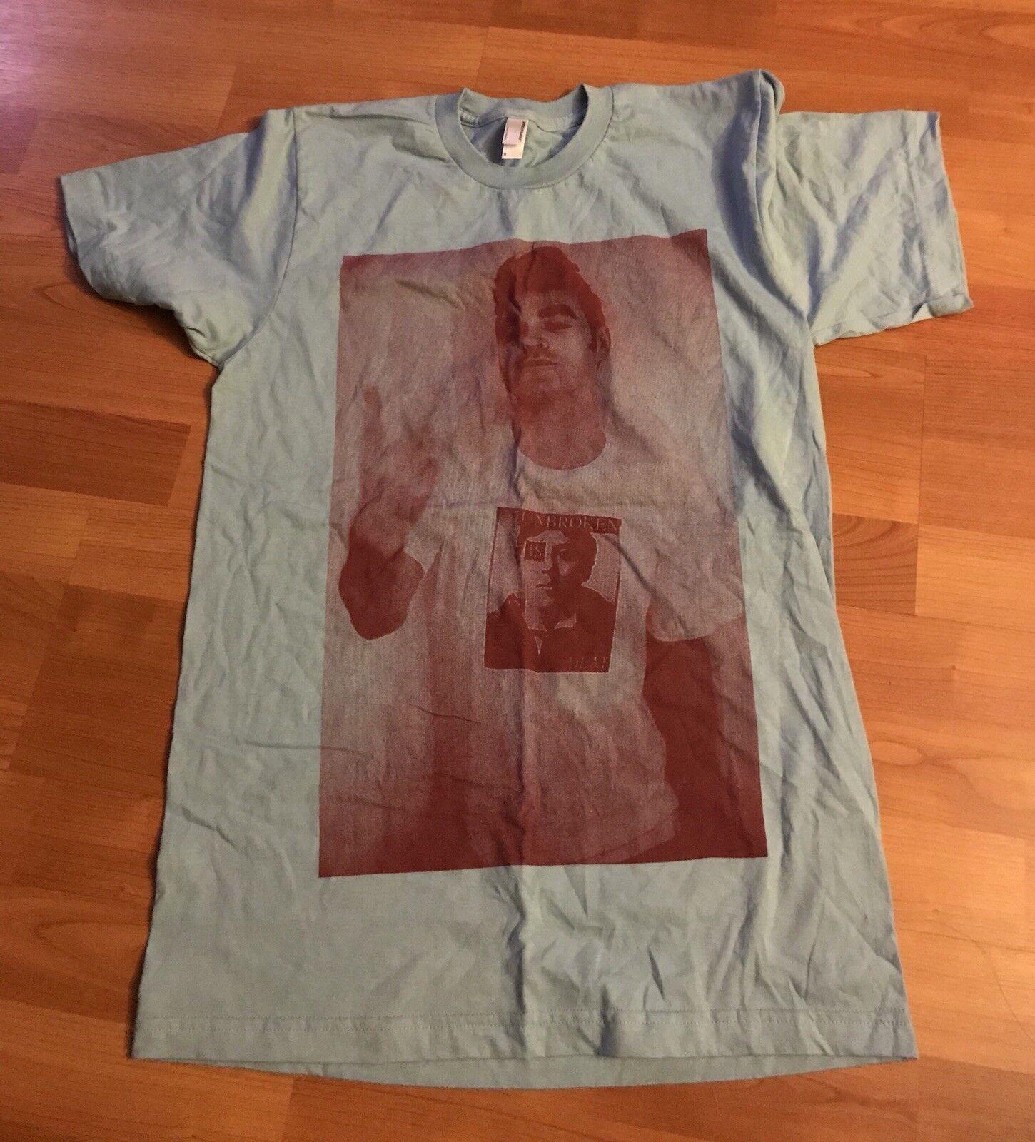 Unbroken Reunion Shirt Original Gehenna Converge Rare Small