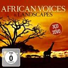 African Voices & Landscapes.3CD+2DVD von Various Artists (2015)