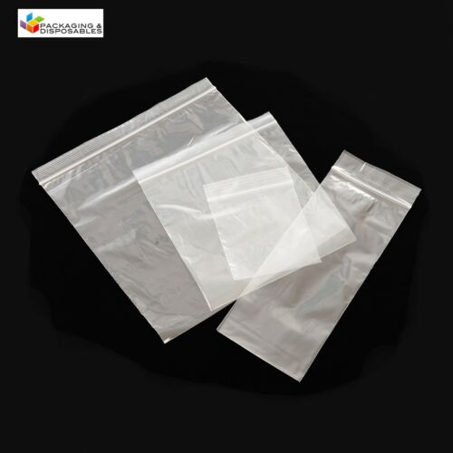 5000 PLASTIC RESEALABLE GRIP SEAL BAGS 2.25 x 3