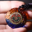 Tibet-Buddha-Pendant-Om-Mani-Mantra-Necklace-Amulet-Blessed-Buy-2-Get-1 thumbnail 2