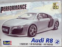 Revell Audi R8 Performance Series Plastic 1/24 Scale Car Model Kit 4211