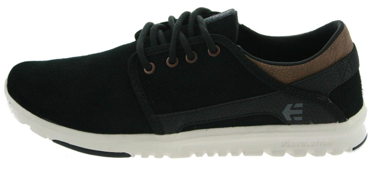 105246-1597 Etnies SCOUT EUR Sneaker Wildleder BLACK BROWN EUR SCOUT 37,5 8f48fb