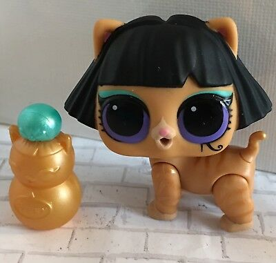 LOL Surprise Pets SERIES 4 Wave 2 Pharaoh Ancient Meow ❤️ FREE SHIP over $25