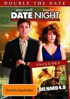 Date Night / Die Hard 4.0 (DVD, 2011, 2-Disc Set)