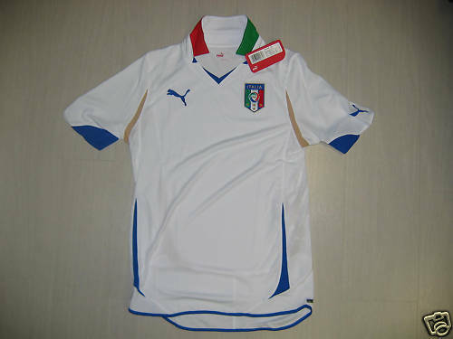 0766 SIZE XL ITALY ITALY T-SHIRT COMPETITION 2010 WCUP JERSEY SHIRT TRIKOT
