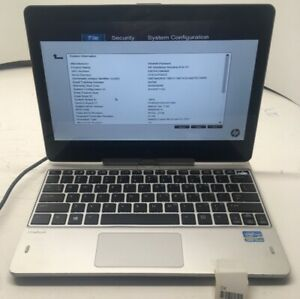 HP-EliteBook-Revolve-810-G1-i5-3437U-1-90GHz-4GB-NO-HD-OS-Batt-0S9