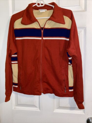 Awesome White Stag Vintage Track Suit Size M That