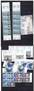FRANCE FSAT 2 STOCK PAGES PACKED COLLECTION LOT OG NH U/M VF SOUND #1