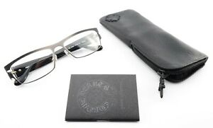 Chrome Hearts Glasses Frum Mbkg 57 16 137 Hollywoood Eyewear Black Full Set