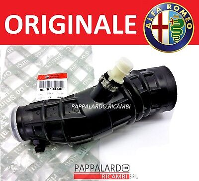 46794405 2003-2010 Fastner Tubo Manicotto Intercooler Aria Turbo A L F A R O M E O 147 1.9 JTD GT 1.9 JTD 2001-2010 147 1.9 JTDM 2004-2010