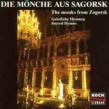 Die Mönche aus Sagorsk-The Monks from Zagorsk Geistliche Hymnen-Sacred hy.. [CD]