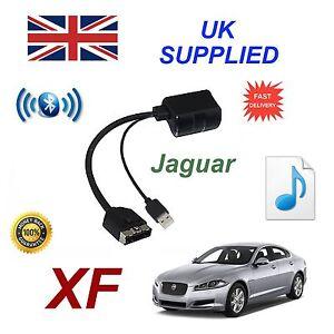 For Jaguar XF Bluetooth Music Module PLUS iPhone 567 HTC Nokia LG Galaxy Samsung